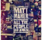 LORD, I NEED YOU (MATT MAHER)