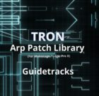 """""""TRON"""" Arp Synth Library"""