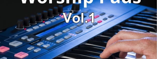 WORSHIP PADS VOL.1 (Patches) – (Mainstage 3 / Logic Pro X)